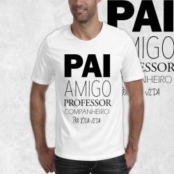 Camiseta Dia dos Pais 8
